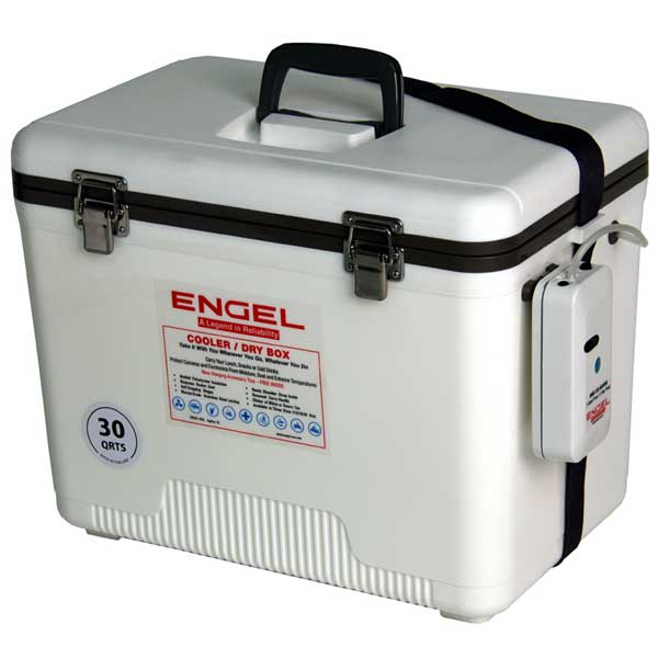 Engel Live Bait Cooler, 30qts.