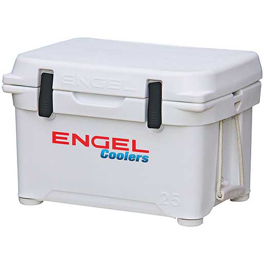 DeepBlue Performance Cooler 25, White