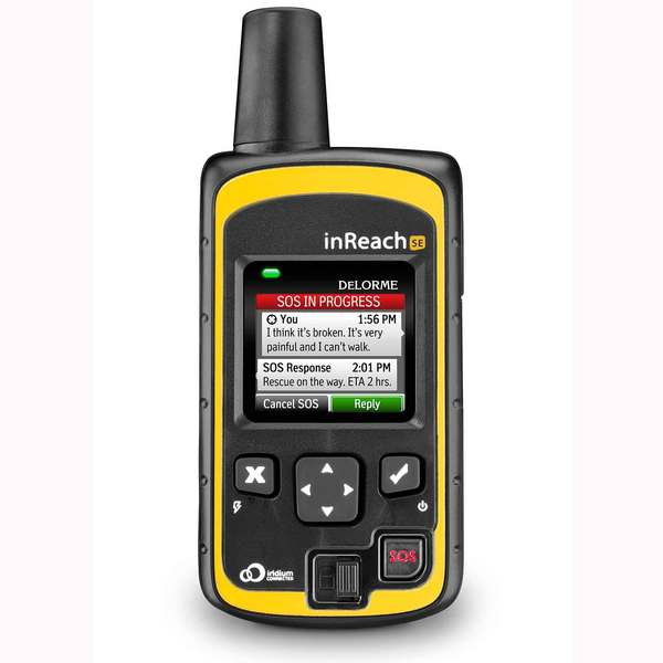 Delorme inReach SE Satellite Communicator Sale $299.99 SKU: 14643639 ID# AG-009871-201 UPC# 19916004149 :