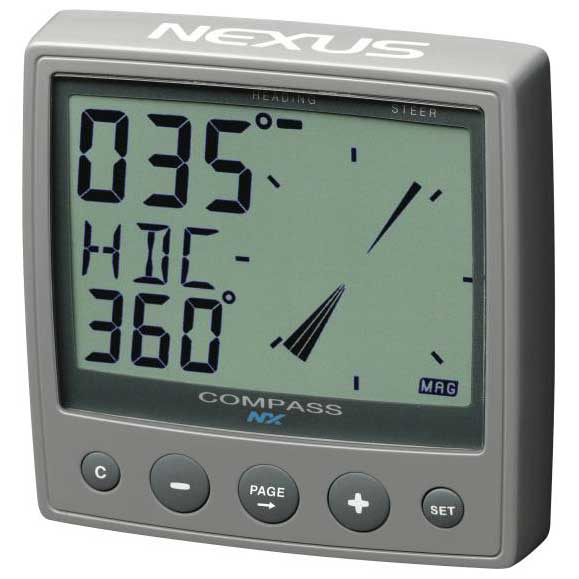 NX Compass Instrument and Transducer