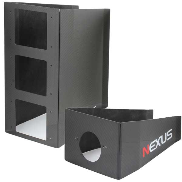Nexus, A Garmin Company Four Displays