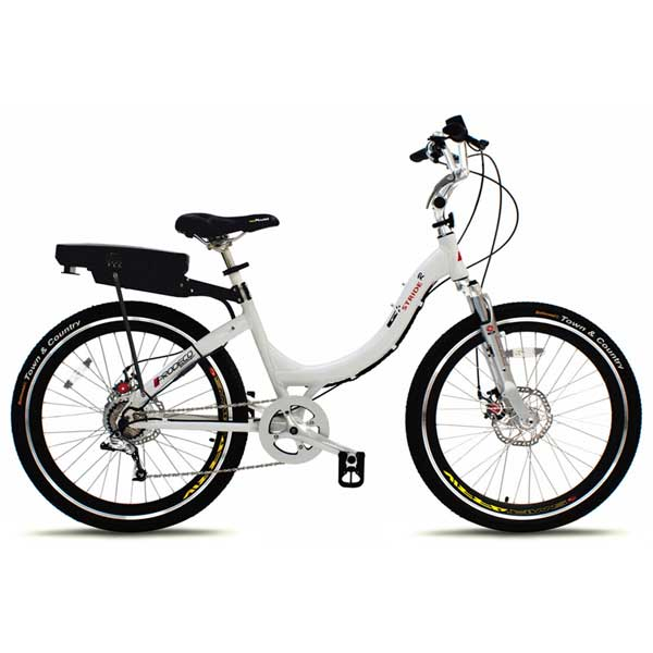 Prodeco Technologies Stride R Electric Bike 8 Speed, 36V, 300W