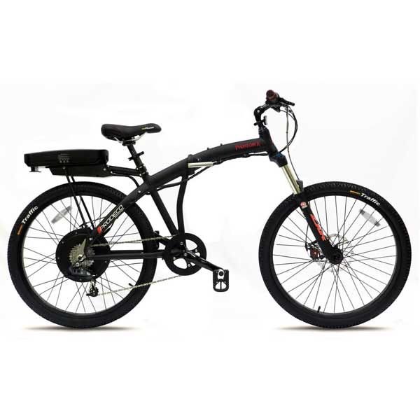 Prodeco Technologies Phantom X Electric Bike 8 Speed, 36V, 500W