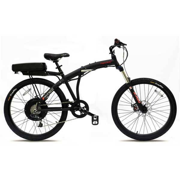 Prodeco Technologies Phantom X2 Electric Bike 8 Speed, 36V, 500W