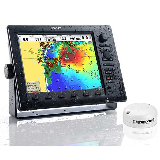 Simrad WM-3 SiriusXM Satellite Weather and Radio Module Sale $699.99 SKU: 14706576 ID# 000-11076-001 UPC# 9420024123911 :