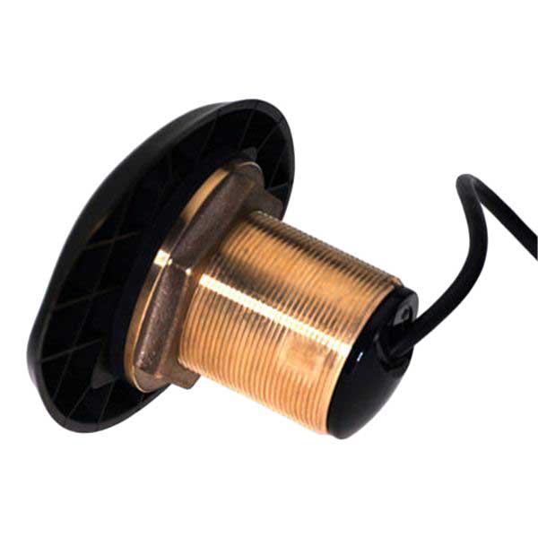 Lowrance Bronze HDI Thru-Hull Transducer, 20 Tilt, 50/200 455/800kHz Sale $469.99 SKU: 14706626 ID# 000-11135-001 UPC# 9420024124574 :