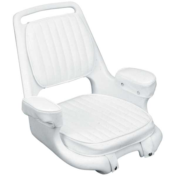 Moeller Helm 2080 Chair Only, White