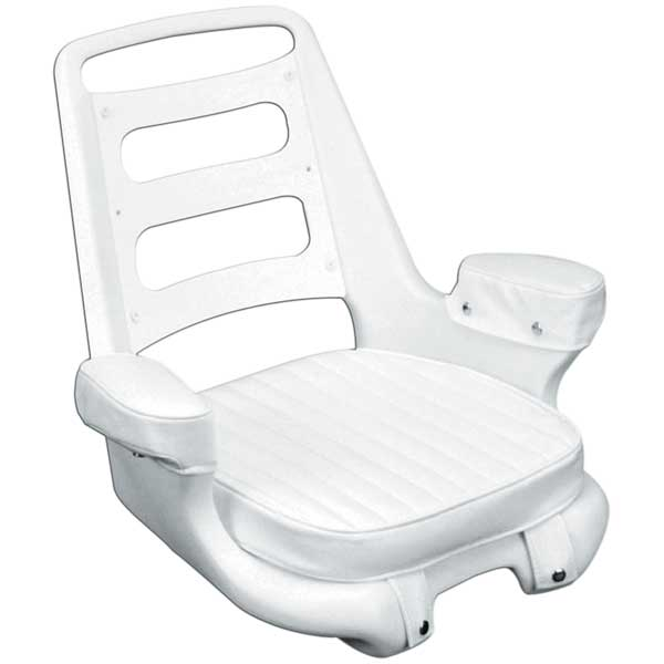 Moeller Helm 2090 Chair Only, White