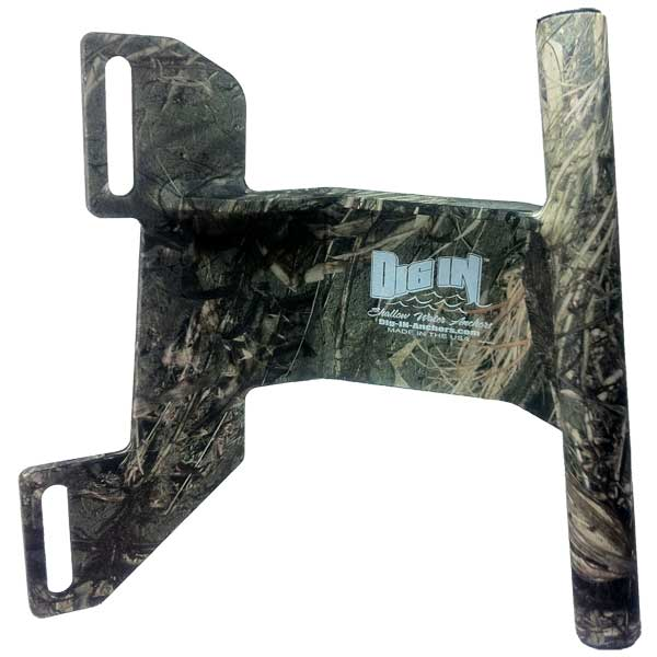 Dig In Anchors Standard Motor Mount, Camo