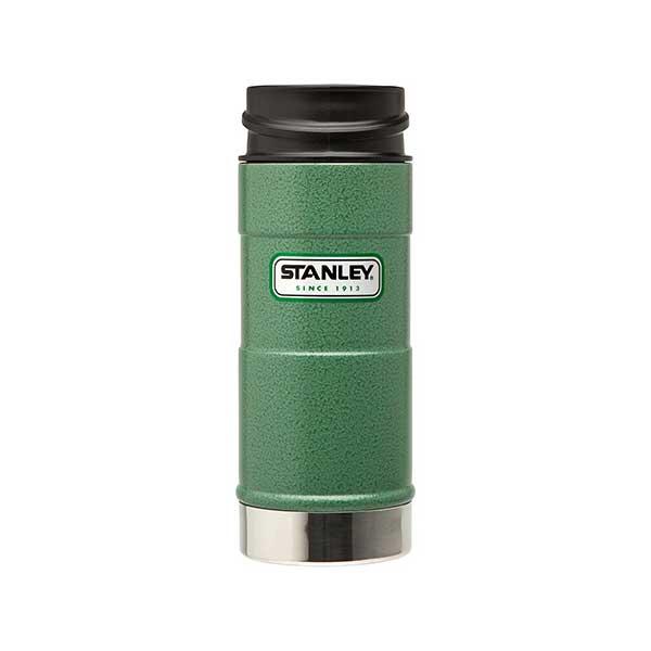 Stanley Classic 12 oz. One Hand Vacuum Mug, Hammertone Green Sale $26.99 SKU: 14752125 ID# 10-01569-001 UPC# 41604250057 :