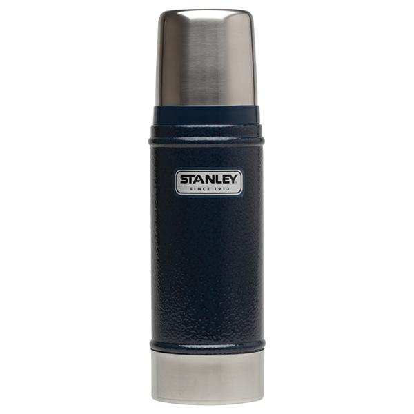 Stanley Classic Vacuum Bottle, 16 oz., Navy
