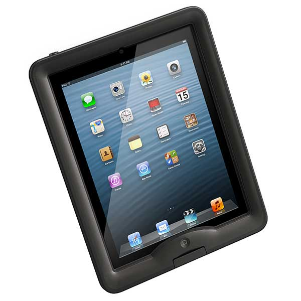 Lifeproof iPad Gen 2/3/4 nuud Case, Black Sale $29.66 SKU: 14755425 ID# 1103-01 UPC# 851919003350 :