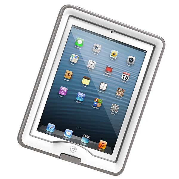 nuud Case for iPad Gen 2/3/4, White