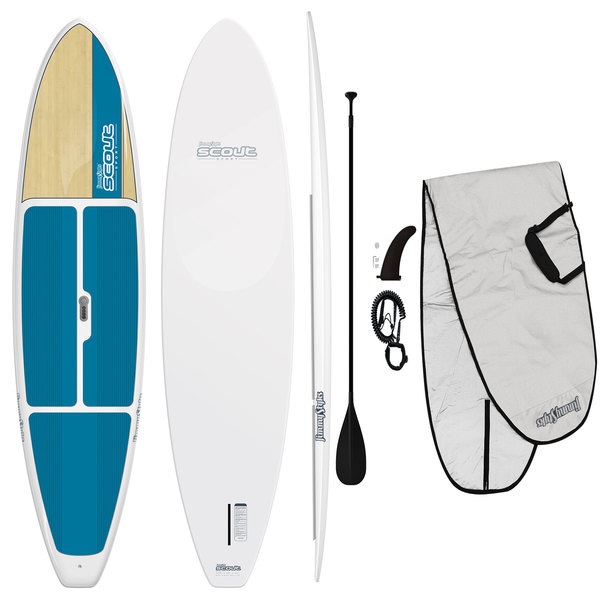 Jimmy Styks 11 4 Quot Scout Sport Stand Up Paddleboard Package