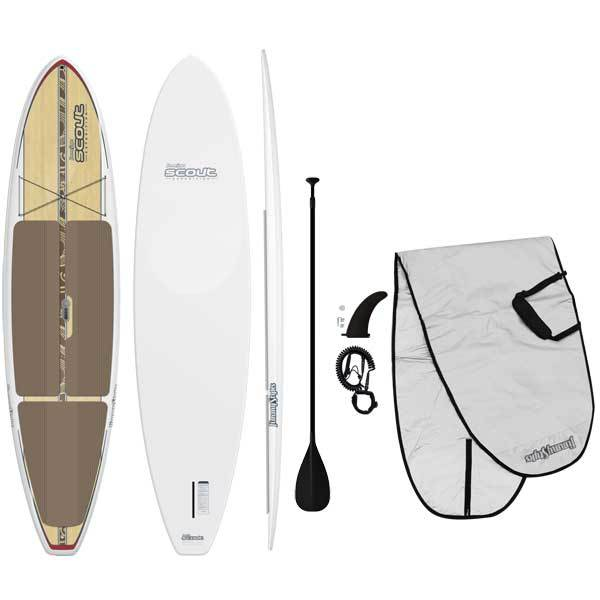 Jimmy Styks 11 4 Quot Scout Expedition Stand Up Paddleboard
