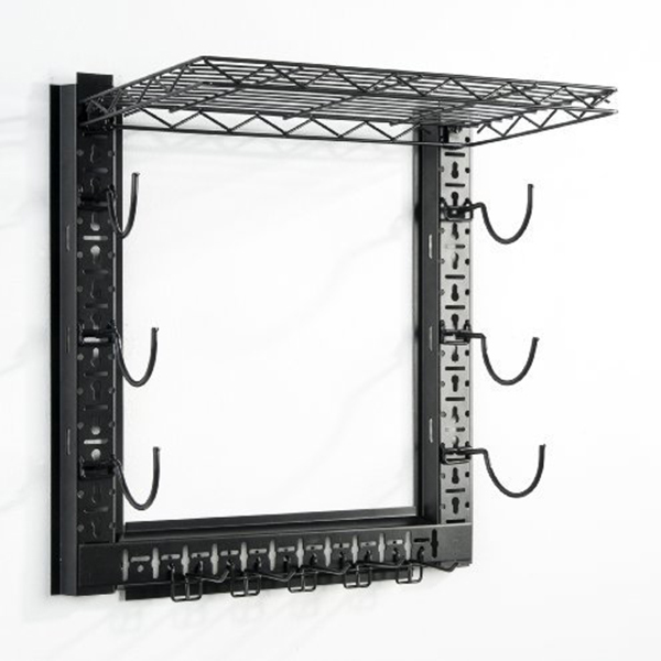 Game Changer Wall Mount Rod Rack