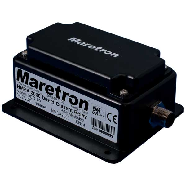 Maretron Direct Current Relay Module Sale $314.99 SKU: 14781801 ID# DCR100-01 UPC# 873804003108 :