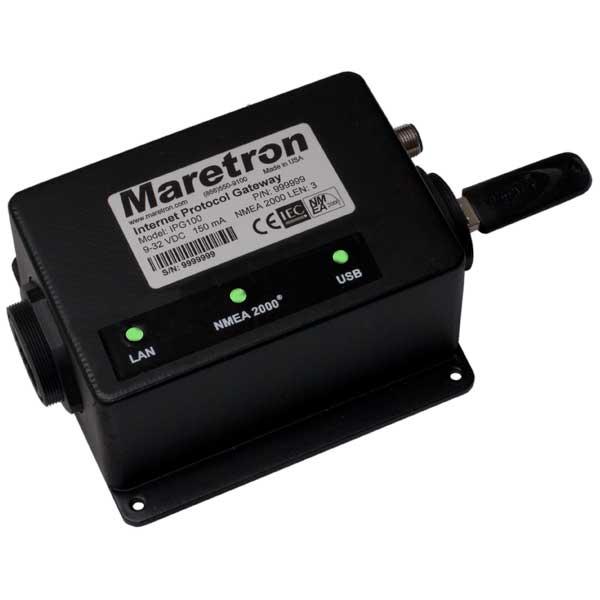 Maretron Internet Protocol Gateway Sale $549.99 SKU: 14781926 ID# IPG100-01 UPC# 873804003061 :