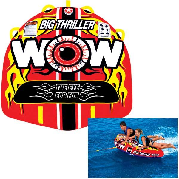 Wow Sports Big Thriller Sale $119.99 SKU: 14807291 ID# 11-1070 UPC# 4897034340082 :