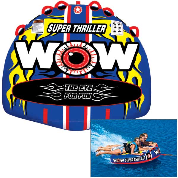 Wow Sports Super Thriller Sale $182.99 SKU: 14807309 ID# 11-1080 UPC# 4897034340099 :
