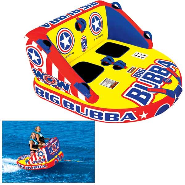 Wow Sports Big Bubba Towable Tube Sale $249.99 SKU: 14807374 ID# 13-1080 UPC# 4897034341140 :
