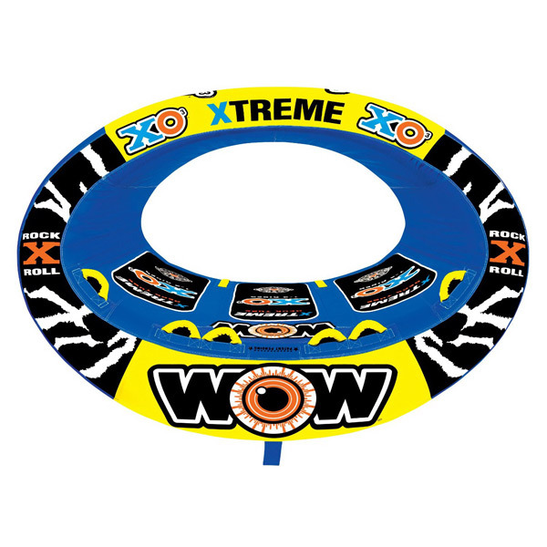 XO Extreme 3 Rider Towable Tube