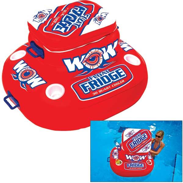 Wow Sports Float Fridge 30 Pack Cooler Sale $59.99 SKU: 14807440 ID# 36831 UPC# 4897034340167 :