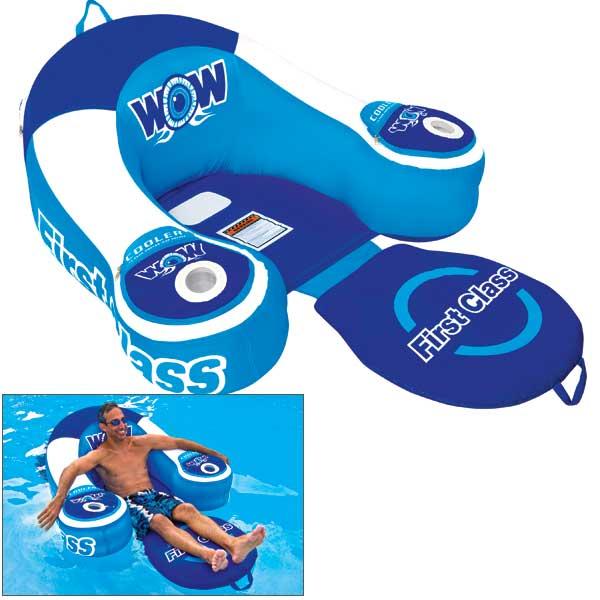 Wow Sports First Class Flip Lounge Float Sale $119.99 SKU: 14807473 ID# 47788 UPC# 4897034340198 :