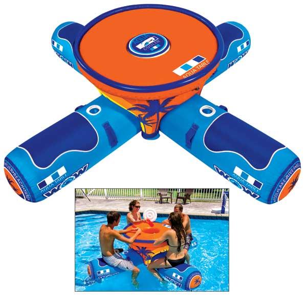 Wow Sports Aqua Table Float Sale $299.88 SKU: 14807481 ID# 36861 UPC# 4897034340648 :