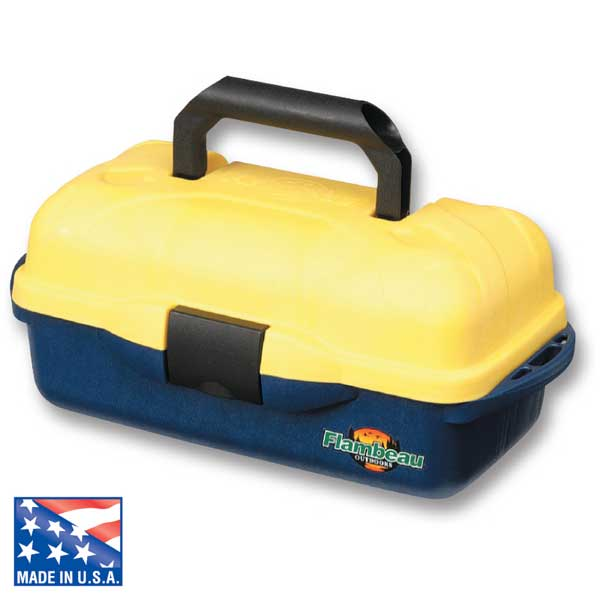 Flambeau Outdoors Adventurer Kids Tackle Box Sale $14.49 SKU: 14811889 ID# 1501 UPC# 71617015022 :