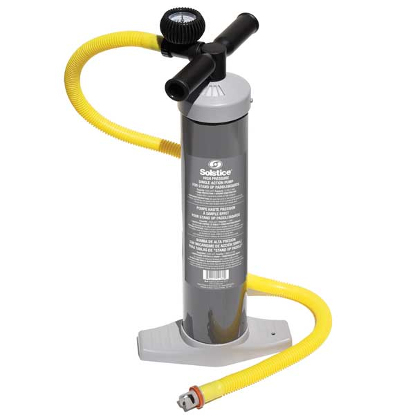 Solstice High Pressure SUP Pump with Gauge Sale $39.99 SKU: 14812028 ID# 19130 UPC# 723815191304 :
