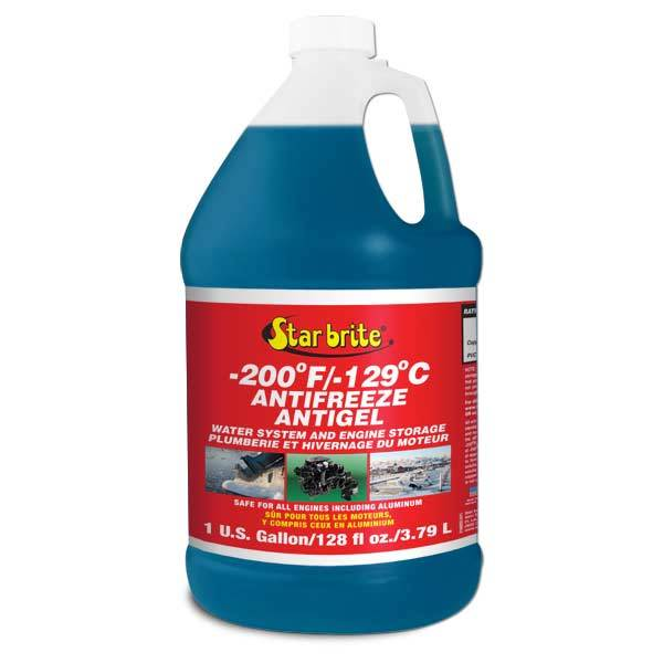 Starbrite Pure Oceans -200F Super Concentrated Antifreeze, Gallon