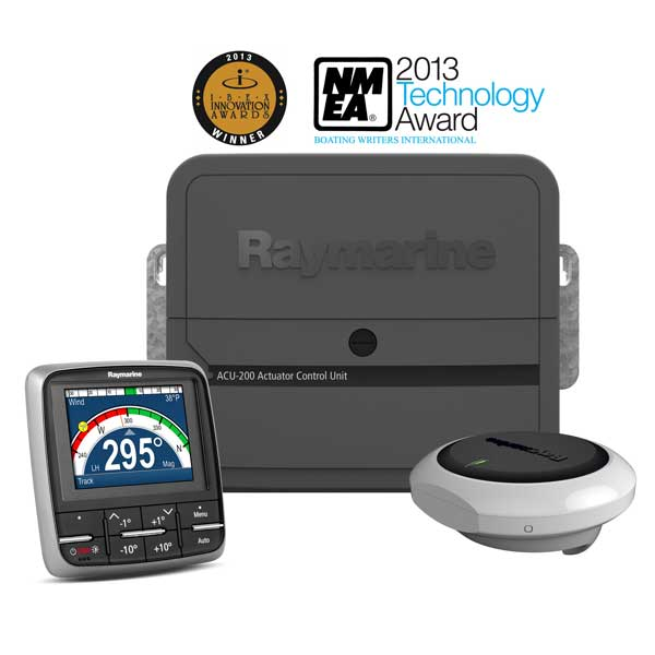 Raymarine Evolution EV-200 Sail Autopilot, No Drive Unit Sale $1999.99 SKU: 14842801 ID# T70155 UPC# 723193774298 :