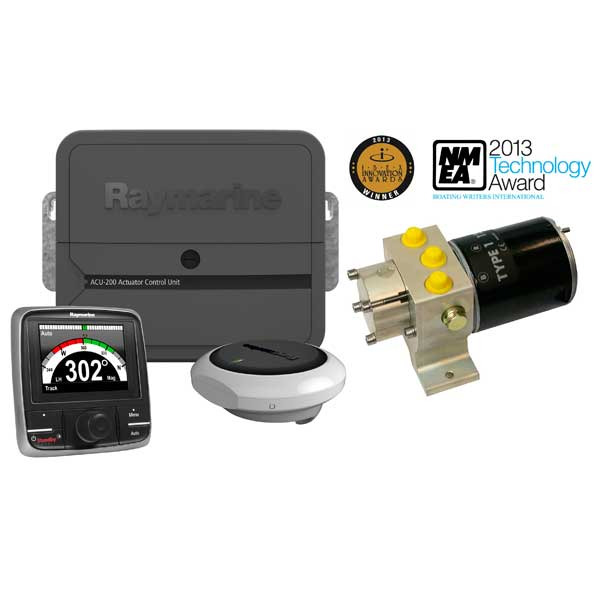 Raymarine EV-200 Power Autopilot with Type 1 Hydraulic Drive Unit Sale $2899.99 SKU: 14842843 ID# T70157 UPC# 723193774311 :