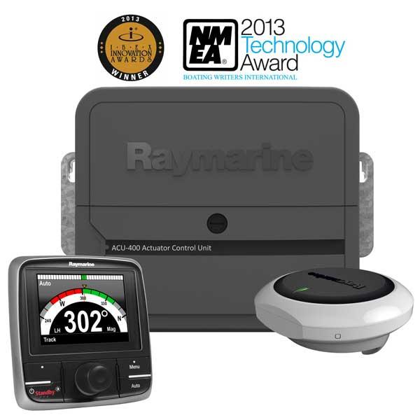 Raymarine EV-400 Power Autopilot, No Drive Unit Sale $2999.99 SKU: 14842850 ID# T70162 UPC# 723193774366 :