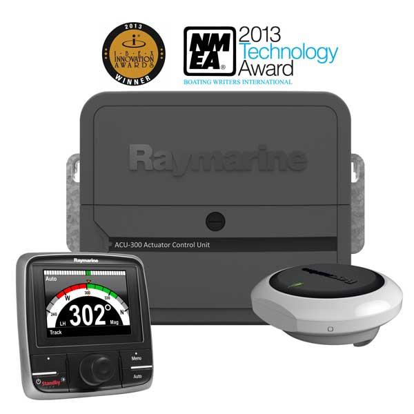 Raymarine EV-300 Solenoid Autopilot Sale $2899.99 SKU: 14842868 ID# T70160 UPC# 723193774342 :