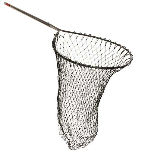 Frabill Teardrop Sportsman Tangle-free Dipped Landing Net, 23 x 26