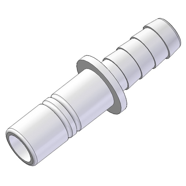Whale 15mm Stem Adapter to 1/2 Hose Barb