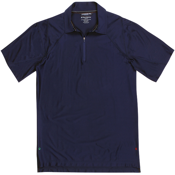 Men's Commodore Polo, Limoges, S