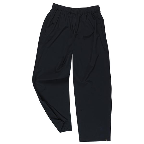 Blacktip Men's Signature Rain Pants Gray