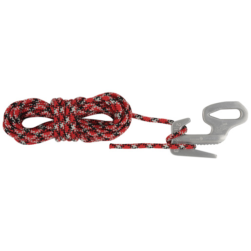 Nite Ize Large Silver Figure 9 Carabiner with Rope Sale $6.99 SKU: 14891337 ID# F9L-03-09 UPC# 94664007017 :