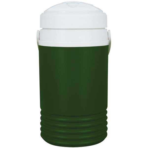 Igloo Legend Cooler, 1/2 Gallon, Green