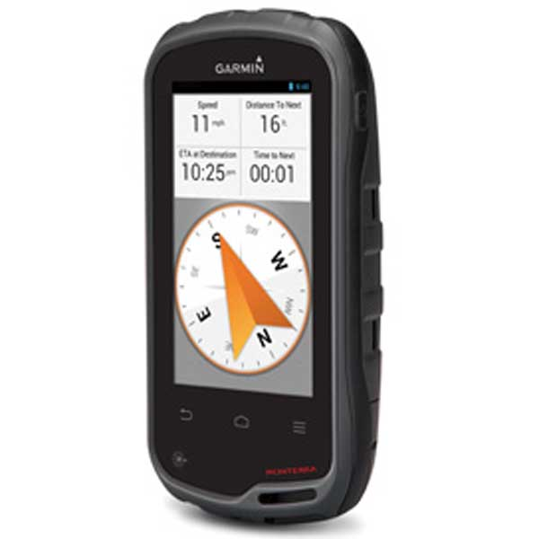 Garmin Monterra Handheld GPS Navigator with TOPO US 100K Maps