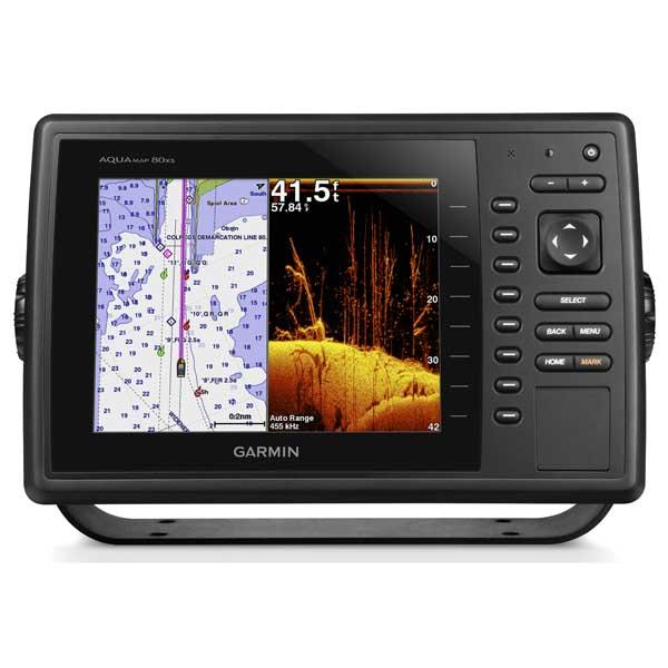 Garmin GPSMAP 820xs Fishfinder/GPS Combo, Worldwide Basemap, no Transducer