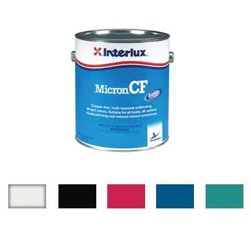Interlux Micron CF Antifouling Paint, Gallon, White Sale $249.99 SKU: 14908313 ID# YBD104/1WM UPC# 81948001809 :