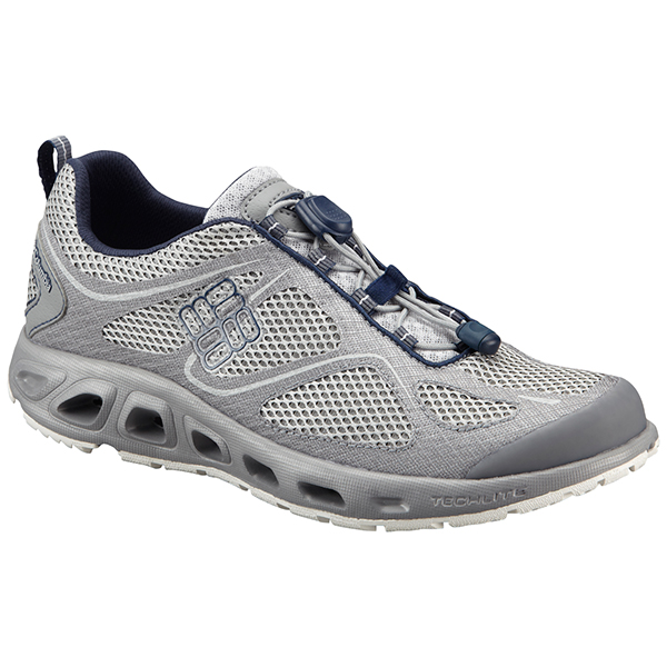 Men's Powervent PFG Hybrid Water Shoes, Grey/Navy, 8