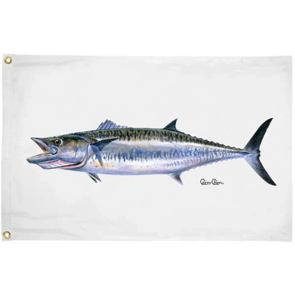 Carey Chen Offshore Fish Flags, King Mack