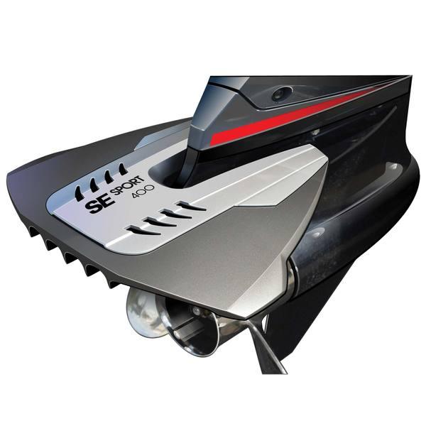 Sport Marine Technologies SE Sport 400 Performance Marine Hydrofoil—Gray