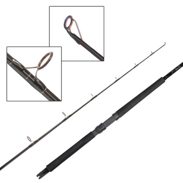 Blacktip Kingfish Conventional Rod, Medium-Heavy Power, 17-30lb. Line Class, 7'