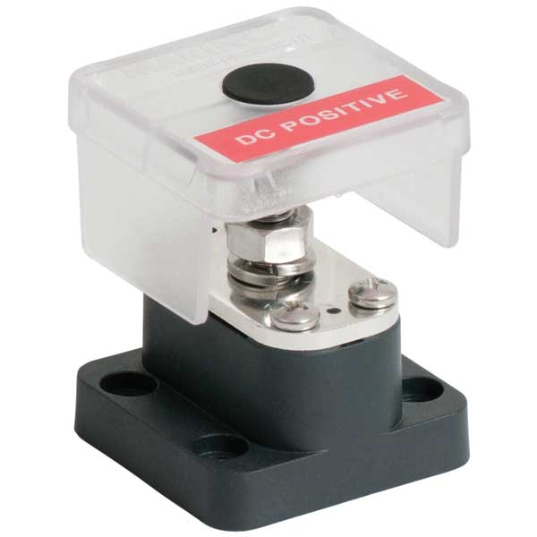 Bep Marine Single 8mm Insulated Stud w/4mm Power Tapping Plate